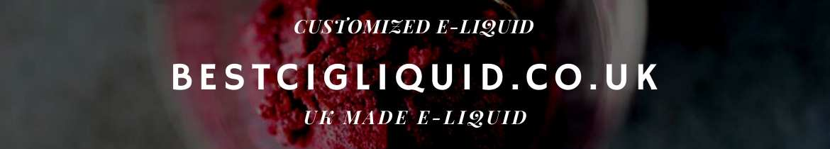 E-liquid & Vaping Header
