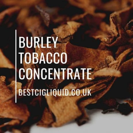 Burley Tobacco Concentrate