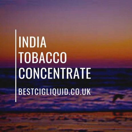 India Tobacco Concentrate (Spice, Floral)