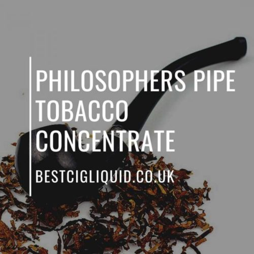 Philosophers pipe Tobacco Concentrate