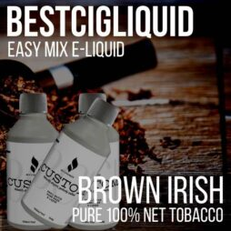 (VG) Brown Irish Natural Extracted Tobacco E-liquid