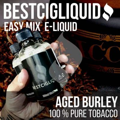 Aged Burley Natural Extracted Tobacco E-liquid