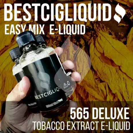 565 Deluxe Tobacco E-liquid Easy Mix (Virginia)