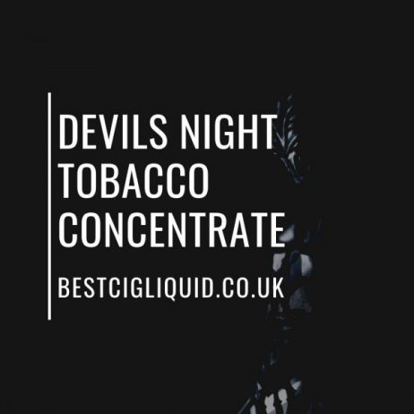 Devils Night Tobacco Concentrate (Cigar, Pipe)