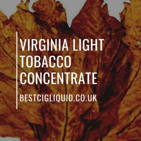 Virginia Light Tobacco Concentrate (Light Virginia)