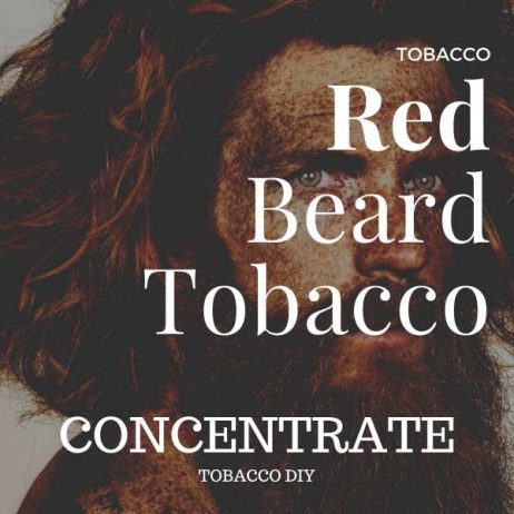 Red Beard Tobacco Concentrate (Red, Nutty, Virginia)
