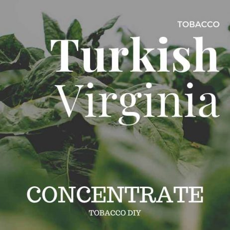 Turkish & Virginia Tobacco Concentrate (Dark Turkish, Strong Virginia)