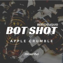 250 ml Bottle Flavour Shot E-liquid
