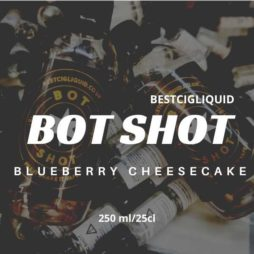 Blueberry Cheesecake Bottle Flavour Shot E-liquid