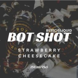 Strawberry Cheesecake Bottle Flavour Shot E-liquid