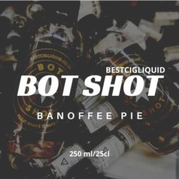 Banoffee Pie Bottle Flavour Shot E-liquid
