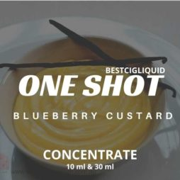 Blueberry Custard One Shot Concentrate