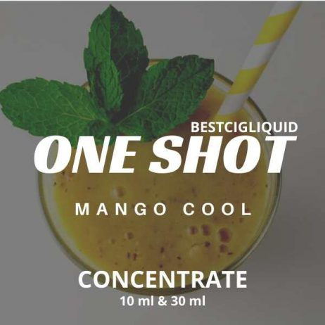 Mango Cool One Shot Concentrate