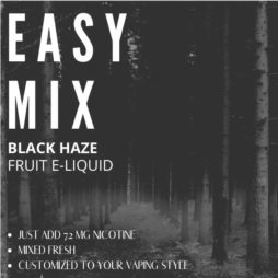 Black Haze E-liquid