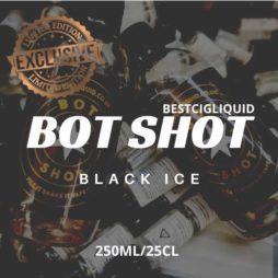 Black Ice Bottle Flavour Shot E-liquid