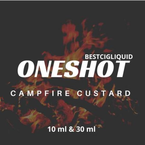 Campfire Custard One Shot Concentrate