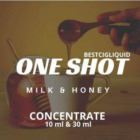 Milk & Honey One Shot Concentrate