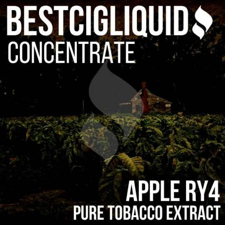Apple RY4 Tobacco Concentrate (Apple, Vanilla, Caramel)