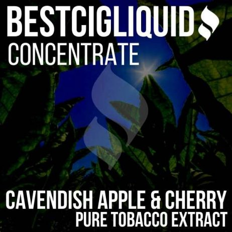 Cavendish Apple & Cherry Tobacco Concentrate