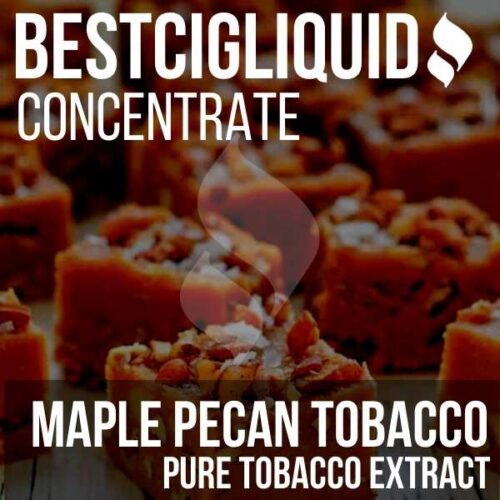 Maple Pecan Tobacco