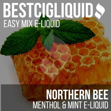 Northern Bee E-liquid Easy Mix (Runny Honey, Mint, Cold)