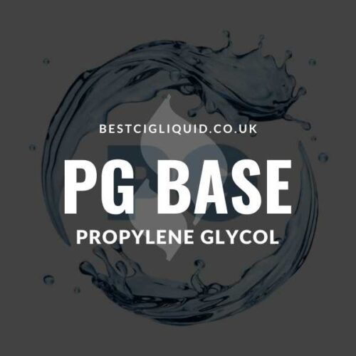 Propylene Glycol PG Base Mix
