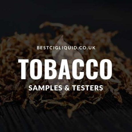 NET Tobacco Samples