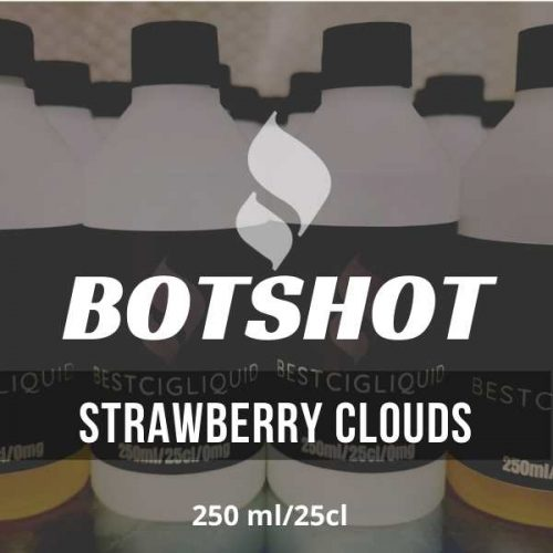 Strawberry Donuts Bottle Flavour Shot E-liquid (Sweet, Strawberry, Donuts)