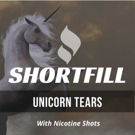 Unicorn Tears  Shortfill with Nicotine Shots (Parma Violets, Fruity)