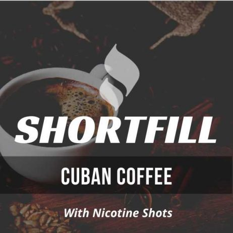Dominican Coffee Tobacco  Shortfill with Nicotine Shots (Dominican, Coffee)
