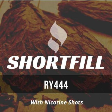 RY4 Tobacco Shortfill E-liquid