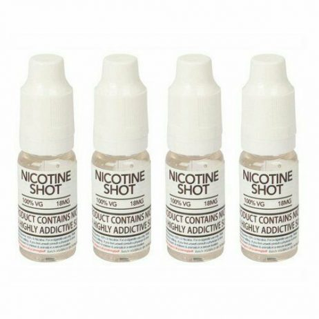 Cheapest 18 mg Nicotine shots