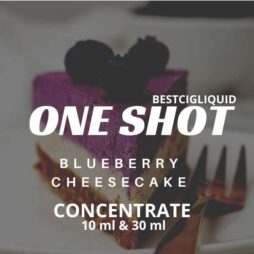 Blueberry Cheesecake One Shot Concentrate