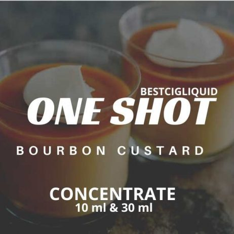 Bourbon Custard One Shot Concentrate