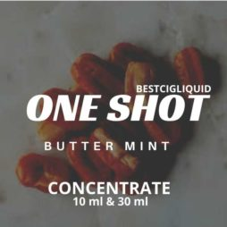 Butter Mint One Shot Concentrate
