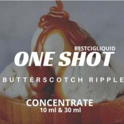 Butterscotch Ripple Ice Cream One Shot Concentrate