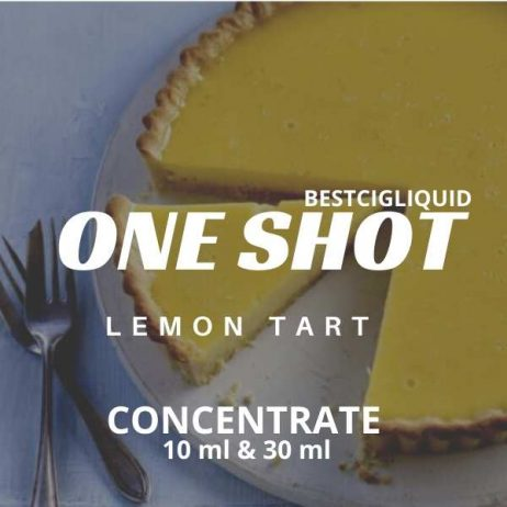 Lemon Tart One Shot Concentrate
