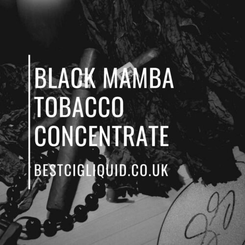 Black Mamba Tobacco Concentrate