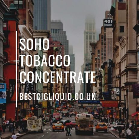 Soho Tobacco Concentrate