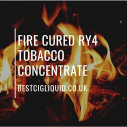 Fire Cured RY4 Tobacco Concentrate