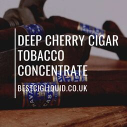 Deep Cherry Cigar
