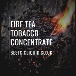 Fire Tea Tobacco Concentrate