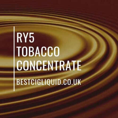 RY5 Tobacco Concentrate