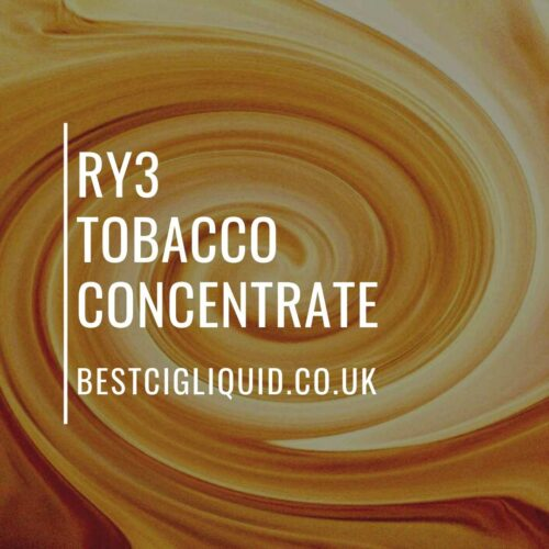 RY3 Tobacco Concentrate