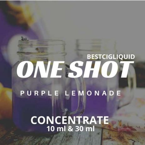 Purple Lemonade One Shot E-liquid Concentrate