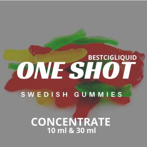 Swedish Gummies One Shot E-liquid Concentrate