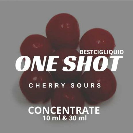 Cherry Sours One Shot E-liquid Concentrate