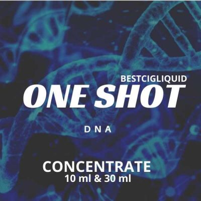 DNA One Shot E-liquid Concentrate (Apricots, Pear, Necterine)