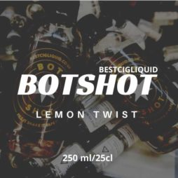 Lemon Twist Bottle Flavour Shot E-liquid
