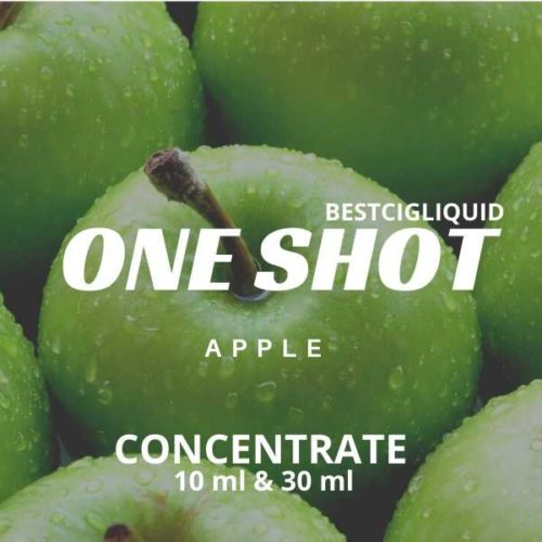 Apple One Shot E-liquid Concentrate